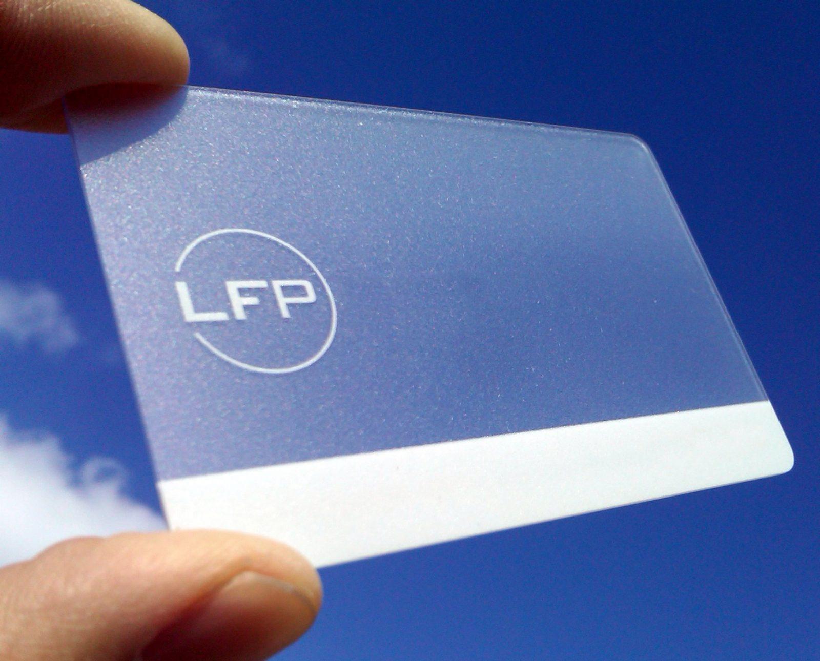 Ideas for Quality Transparent Business Card Designs - Sydney ...